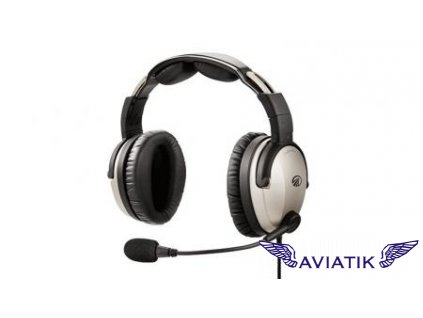 Lightspeed Zulu 3  Letecká sluchátka