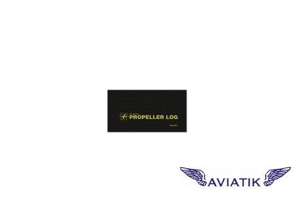 ASA Propeller Log  Zápisník vrtule