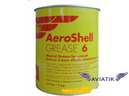 AeorShell Grease 6