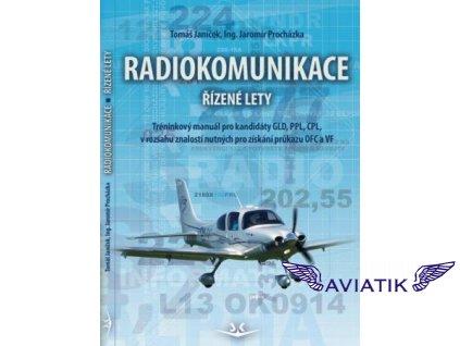 Radiokomunikace řízené lety