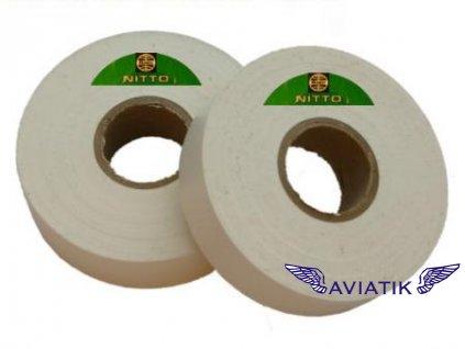 Krycí lepící páska 19mm  Zatěsnění štěrbin u letadel a kluzáků
