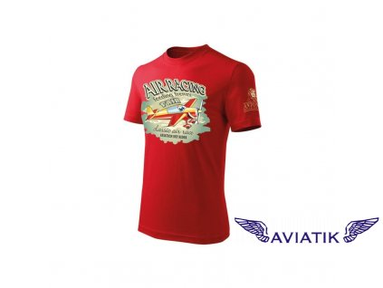 Dětské tričko s letadélkem AIR RACING