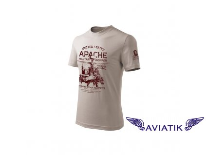 Tričko APACHE AH-64D