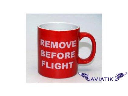 HRNEK - Remove before flight