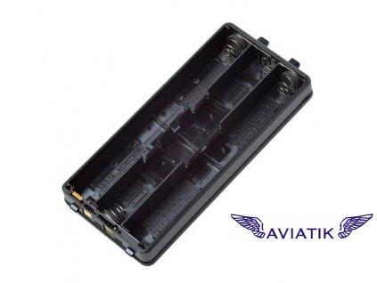 YAESU pouzdro pro baterie
