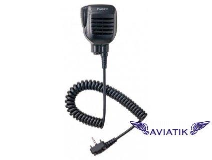 YAESU ruční mikrofon