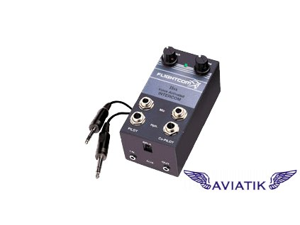 FLIGHTCOM IISX  Intercom