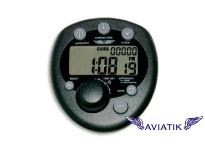 Letecké palubní hodiny ASA  Letecké palubní hodiny