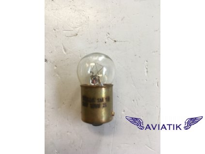 Letecká žárovka SM15  SM15