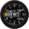 altimeter 14 wall clock 2060 series p4829 37867 zoom