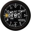 altimeter 14 wall clock 2060 series p4829 37867 zoom