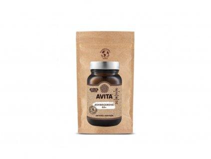 ASHWAGANDHA AA+ silne antioxidacne ucinky zlepsenie spanku