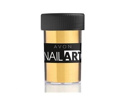 Avon Fólie na nehty Gold 4x100 cm