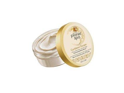 Avon Rozjasňující tělový krém s výtažky z perel a mořských řas Planet Spa 200 ml