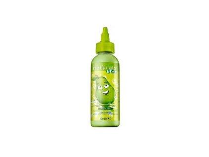 Avon Naturals Kids Mýdlová barva na tělo s vůní hrušky  100 ml