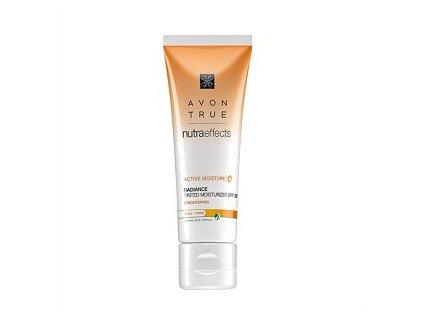 Avon True Nutraeffects Rozjasňující tónovací denní krém SPF 20 50 ml