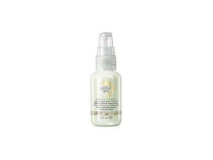 Zpevňující sérum na dekolt a krk s olivovým olejem Avon Planet Spa 50 ml