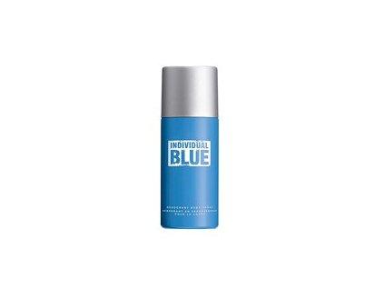 Avon Tělový sprej Individual Blue 150 ml