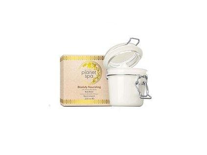 Avon Vyživující tělový krém s bambuckým máslem Planet Spa 200 ml