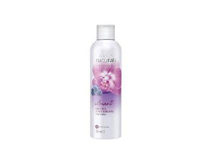 Avon Tělové mléko s orchidejí a borůvkou Naturals 200 ml