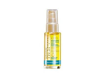Avon Advance Techniques Vyživující sérum na vlasy s marockým arganovým olejem pro všechny typy vlasů 30 ml