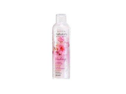 Avon Sprchový gel s třešňovým květem Naturals 200 ml