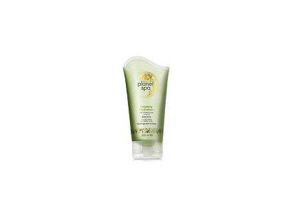 Avon Hydratační tělový peeling s olivovým olejem Planet Spa 200 ml