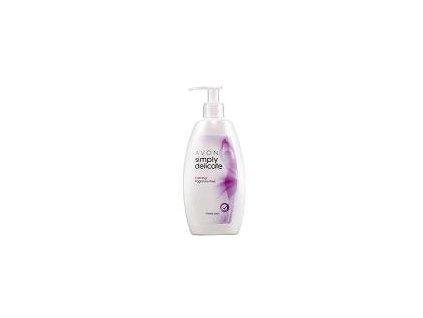 Avon Zklidňující krémový neparfémovaný gel pro intimní hygienu Simply Delicate 300 ml