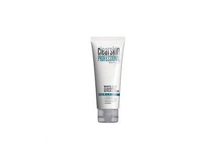 Avon Clearskin Čisticí pleťový gel, peeling a maska 5 v 1 s bílým jílem 75 ml