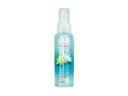 Avon Naturals Osvěžující tělový sprej s kokosem a karambolou 100 ml