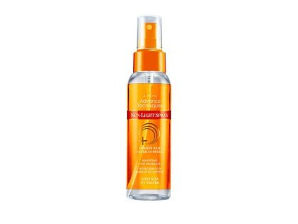Avon Advance Techniques Sprej na vlasy s UV filtrem 100 ml