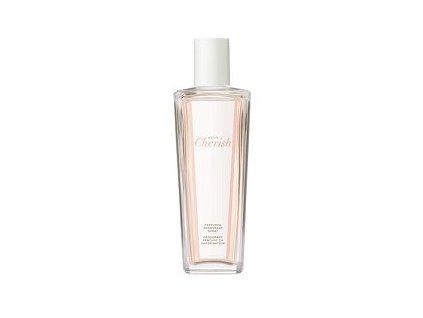Avon Cherish Parfémovaný tělový sprej ve skleněném flakonu 75 ml