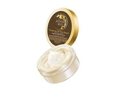 Avon Planet Spa Obnovující tělový krém s marockým arganovým olejem 200 ml