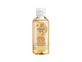 Avon Planet Spa Vyživující koupel na ruce, nohy a nehty s bambuckým máslem 150 ml