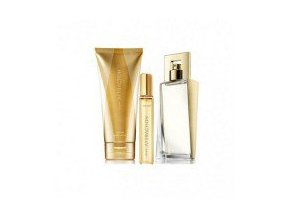 Sada Avon Attraction pro ni-Avon Attraction EDP 50 ml,Minibalení Avon Attraction 10 ml,Tělové mléko 150 ml