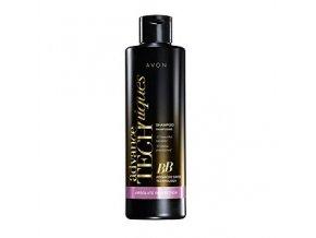 Avon Advance Techniques BB Šampon pro regeneraci a ochranu vlasů 250 ml