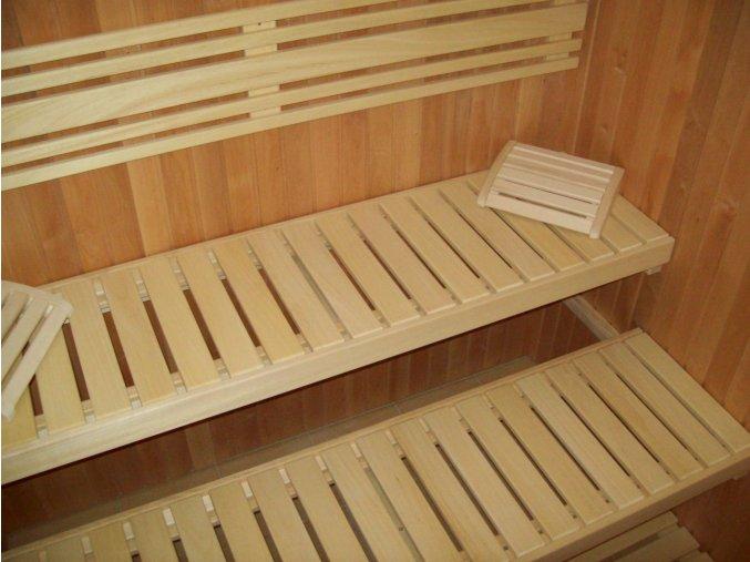 saunova lavice 3