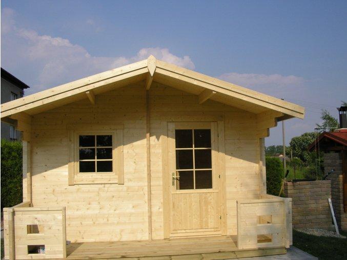 zahradni venkovni sauna harvia 4033 foto2