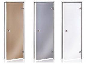 alu parni dvere bronzove sede cire
