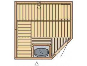 sauna 2020C rozvrzeni
