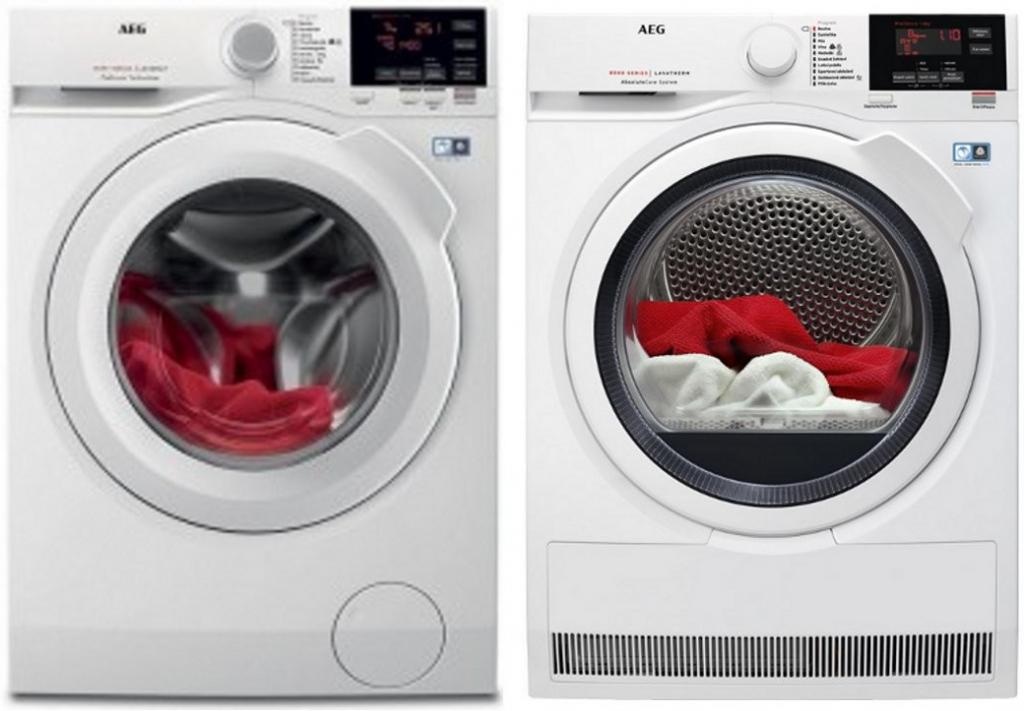 Pračka + sušička