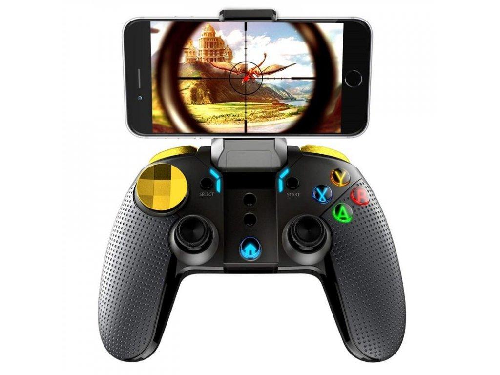 Gamepad iPega Golden Warrior iOS/Android, BT černý (PG-9118)