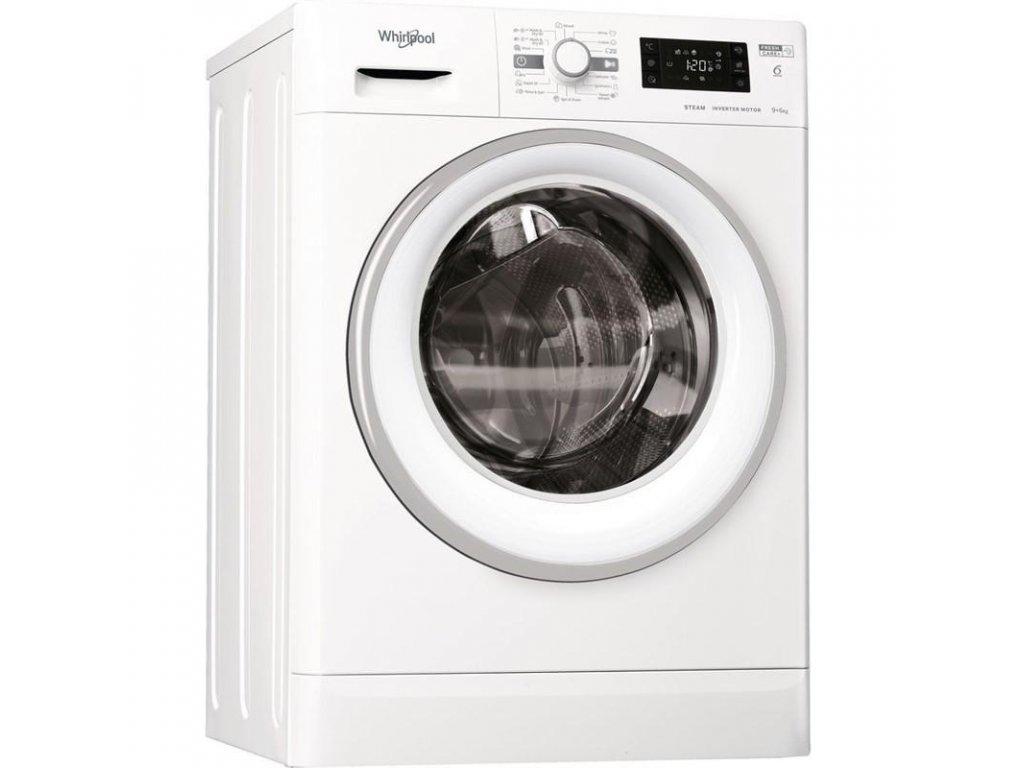 Whirlpool FreshCare+ FWDG 961483 WSV EE N
