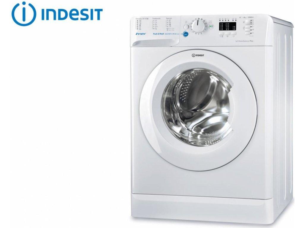INDESIT BWSA 61253 W
