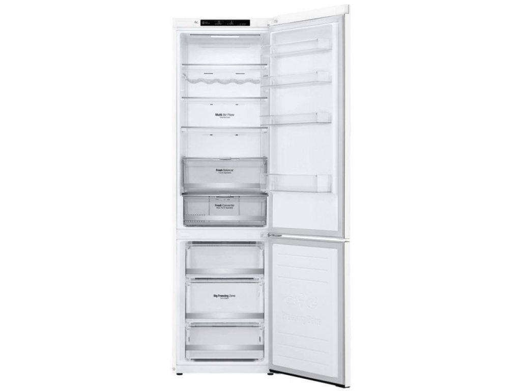 Kombinovaná chladnička LG GBB71SWEFN