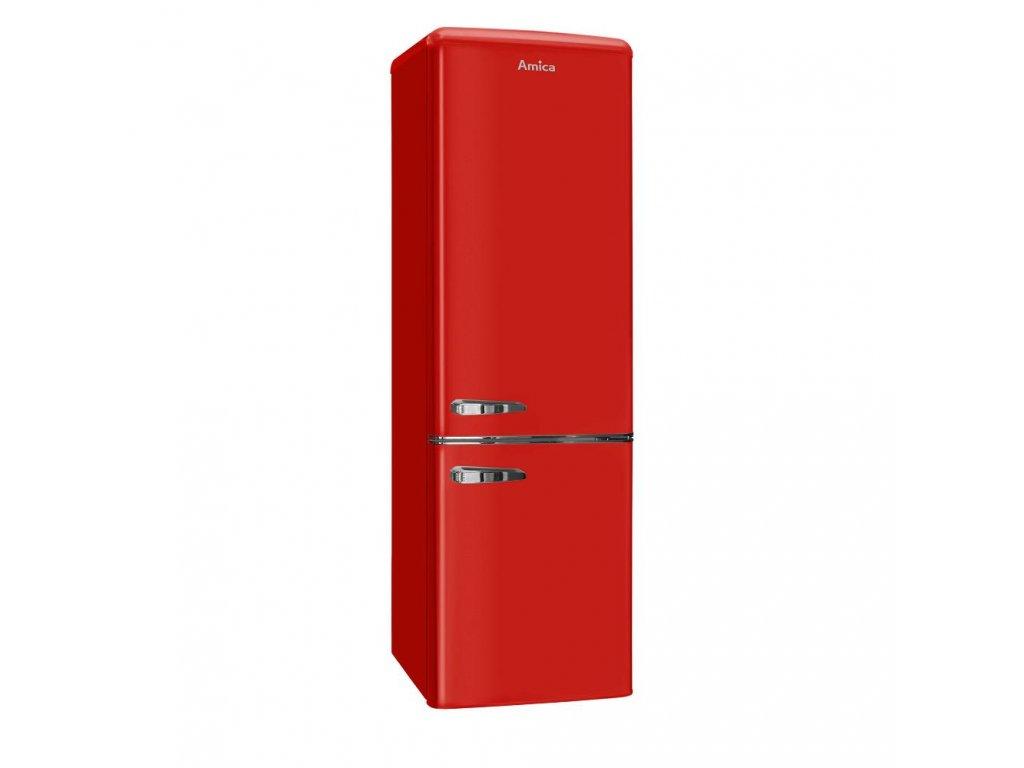 Chladnička komb. Amica KGCR 387100 R