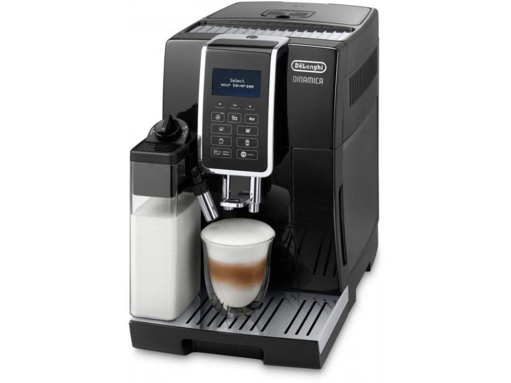 Espresso DeLonghi ECAM 350.55 B Dinamica