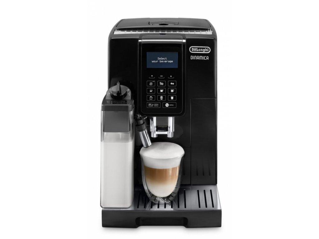 Espresso Delonghi ECAM353.75.B Dinamica