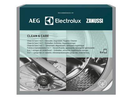Clean and Care AEG Electrolux M3GCP400 pro pračky a myčky, 6ks