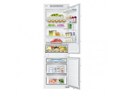 Chladnička komb. Samsung BRB260076WW/EF NoFrost, vestavná